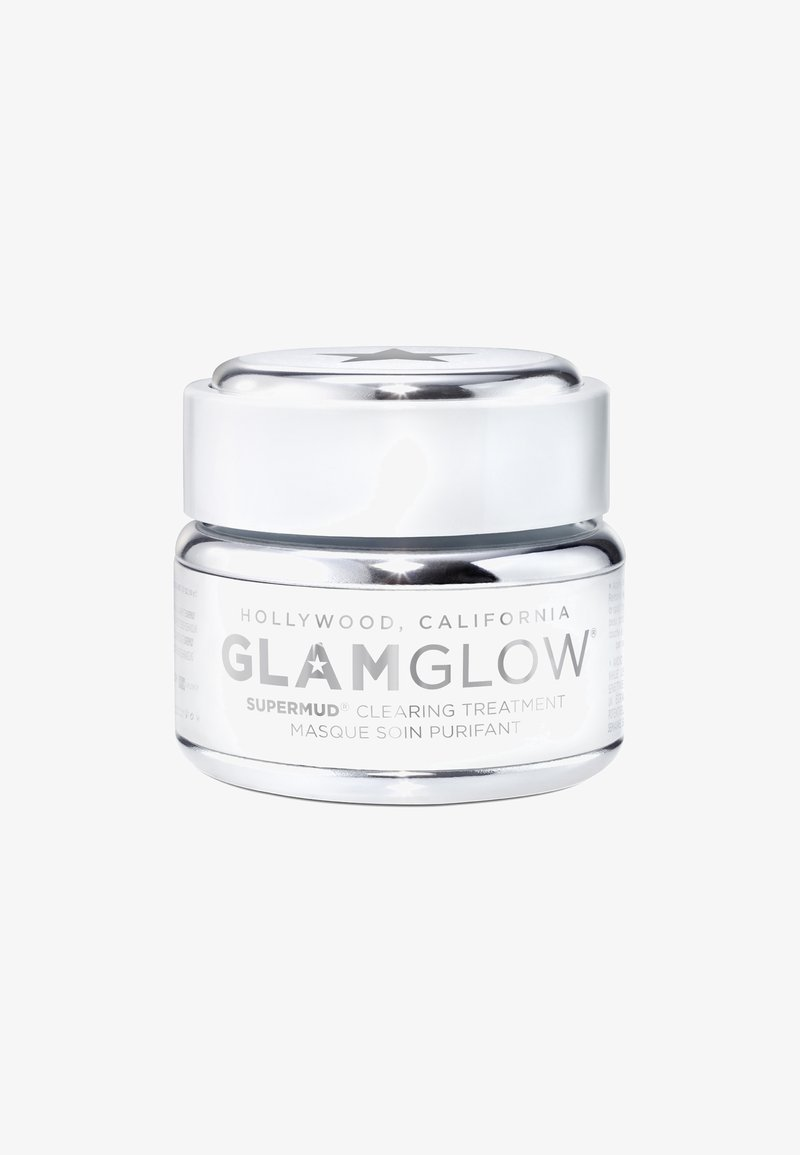 Glamglow - SUPERMUD CLEARING TREATMENT - Masker - -