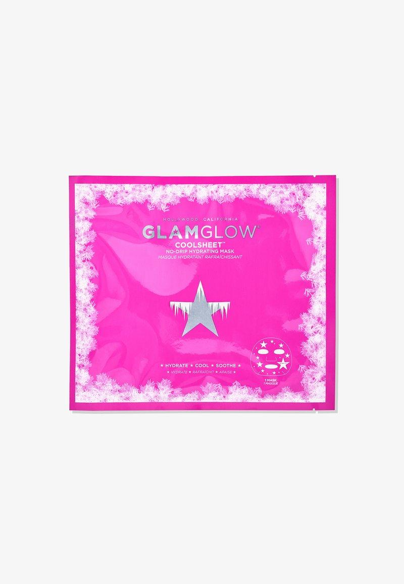 Glamglow - COOLSHEET™ NO-DRIP HYDRATING GEL MASK - Masque visage - -