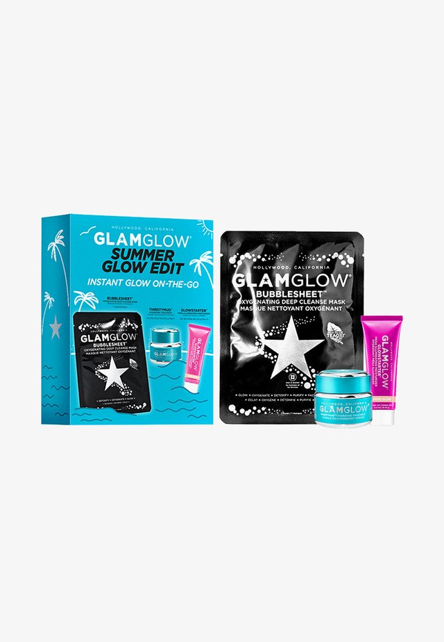 GLOW EDIT KIT - Skincare set - -