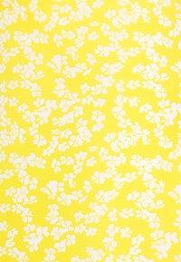 Glamorous Bloom - CARE SLIP SKIRT - Falda larga - yellow ditsy - 2