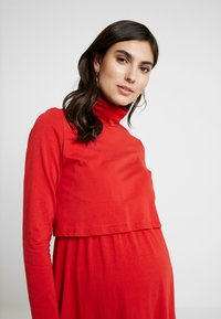 Glamorous Bloom - DRESS - Jerseykjole - dark rust - 4