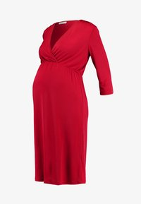 Glamorous Bloom - PERFECT DRESS - Žerzejové šaty - red/bordeaux - 3