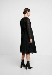 Glamorous Bloom - DRESSES - Denní šaty - black - 4
