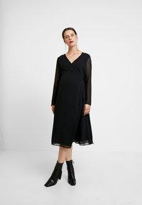Glamorous Bloom - DRESSES - Denní šaty - black - 2