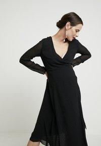 Glamorous Bloom - DRESSES - Denní šaty - black - 3