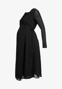 Glamorous Bloom - DRESSES - Denní šaty - black - 7