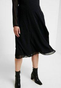 Glamorous Bloom - DRESSES - Denní šaty - black - 6