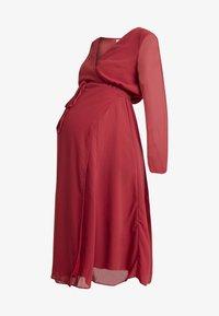Glamorous Bloom - DRESSES - Denní šaty - red - 5