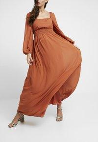 Glamorous Bloom - DRESS - Maxi šaty - orange rust - 3