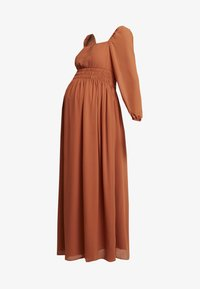 Glamorous Bloom - DRESS - Maxi šaty - orange rust - 4