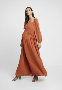 Glamorous Bloom - DRESS - Maxi šaty - orange rust - 1