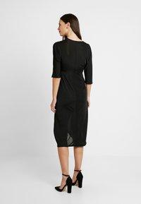 Glamorous Bloom - DRESS - Žerzejové šaty - black - 3