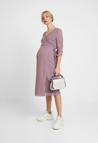 Glamorous Bloom - DRESS - Vardagsklänning - dusty lavender - 2