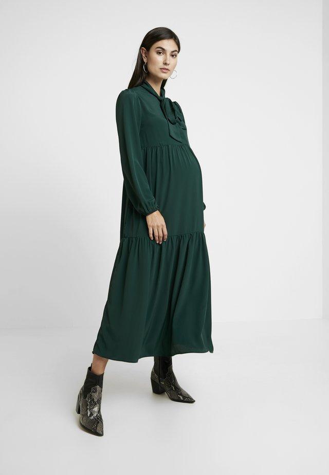 DRESS - Maxikjole - dark green