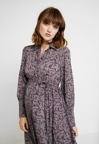 Glamorous Bloom - DRESS - Maxiklänning - burgundy winter ditsy - 5
