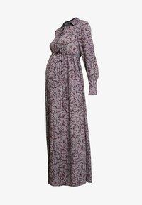 Glamorous Bloom - DRESS - Maxiklänning - burgundy winter ditsy - 6