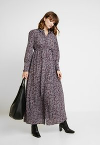 Glamorous Bloom - DRESS - Maxiklänning - burgundy winter ditsy - 2