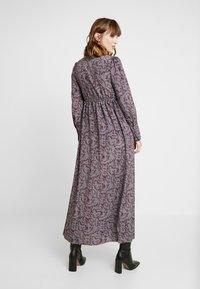 Glamorous Bloom - DRESS - Maxiklänning - burgundy winter ditsy - 3