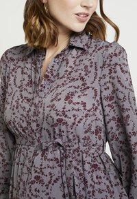 Glamorous Bloom - DRESS - Maxiklänning - burgundy winter ditsy - 7