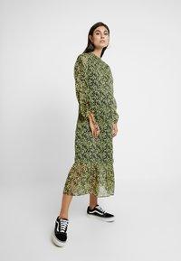 Glamorous Bloom - DRESS - Maxi šaty - yellow - 0