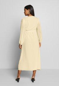 Glamorous Bloom - DRESS - Sukienka letnia - pale yellow - 2