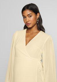 Glamorous Bloom - DRESS - Sukienka letnia - pale yellow - 3