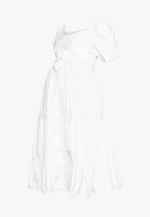 DRESS - Sukienka letnia - white