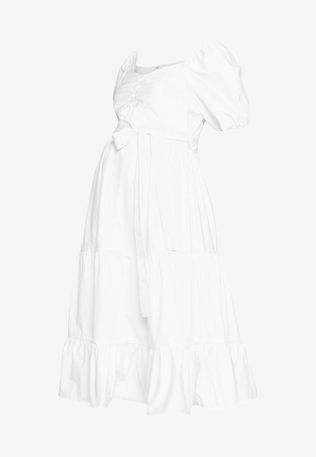 DRESS - Sukienka letnia - white
