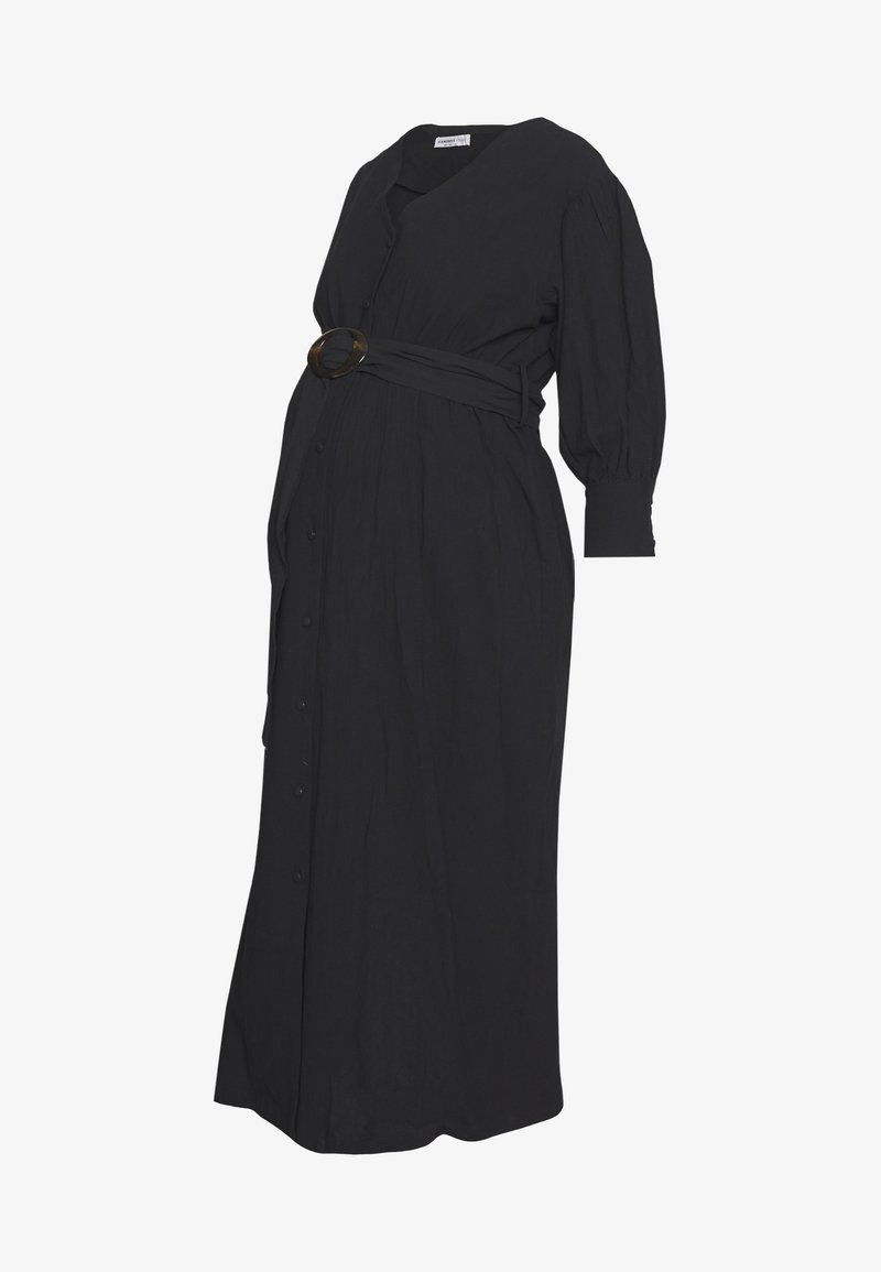 Glamorous Bloom - DRESS - Košilové šaty - black