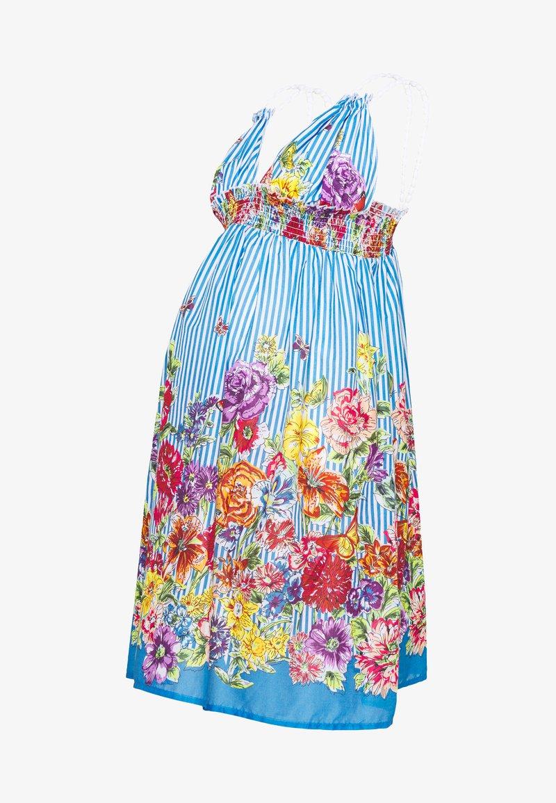 Glamorous Bloom - DRESS - Sukienka letnia - blue