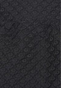 Glamorous Bloom - TIEREDWOW STRAPPY OPEN BACK DRESS - Vestito elegante - black - 2