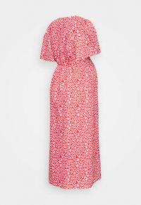 Glamorous Bloom - WRAP DRESS - Vestido informal - red/white - 1