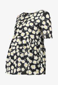 Glamorous Bloom - DAISY - Pusero - black/yellow - 4