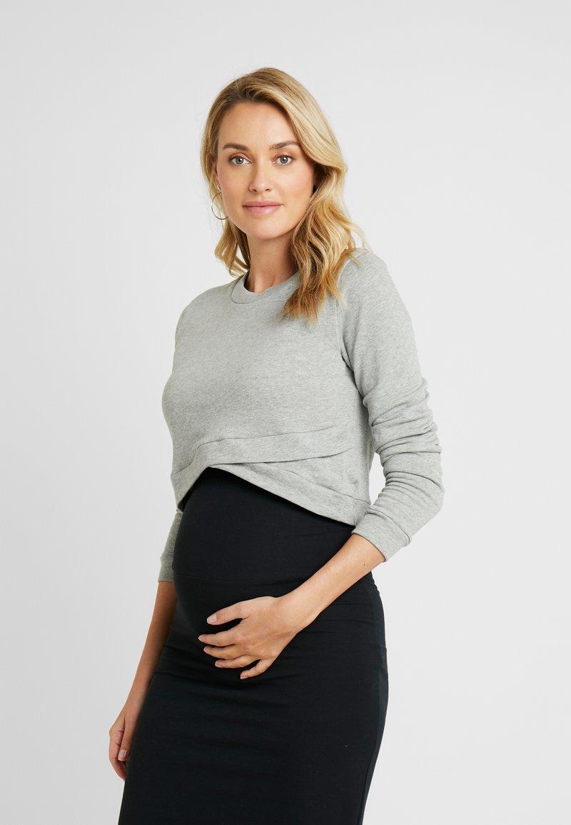 Glamorous Bloom - Sweatshirt - grey