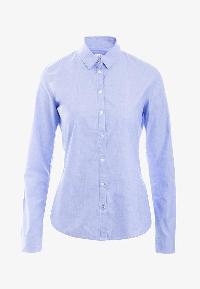 BLUSE AGNES - Button-down blouse - bluefilàfil