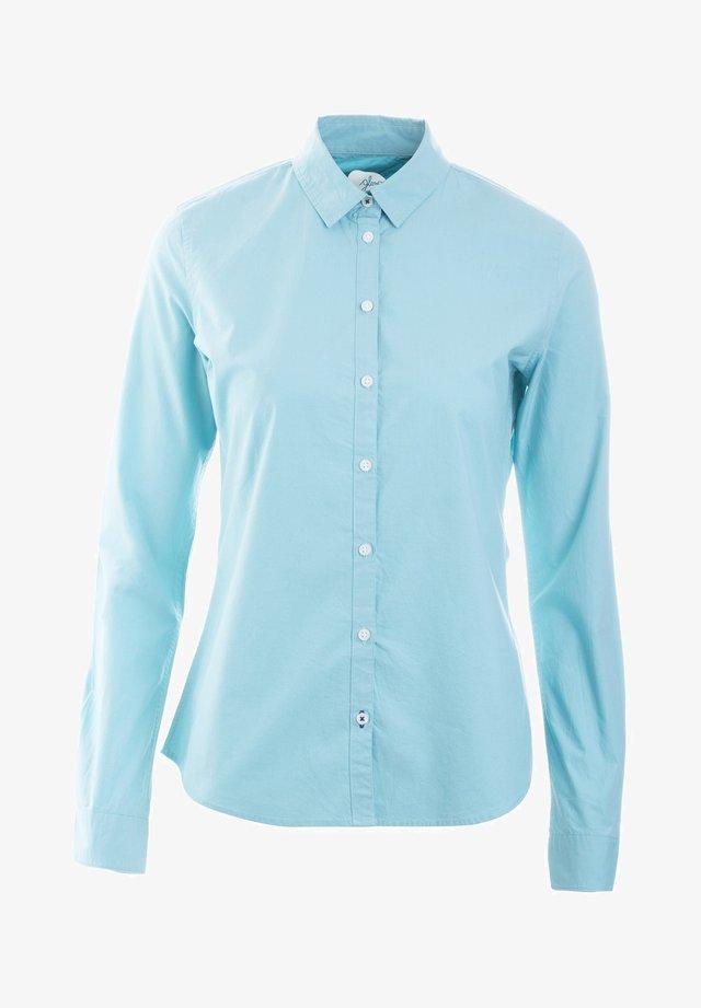 BLUSE AGNES - Button-down blouse - mint