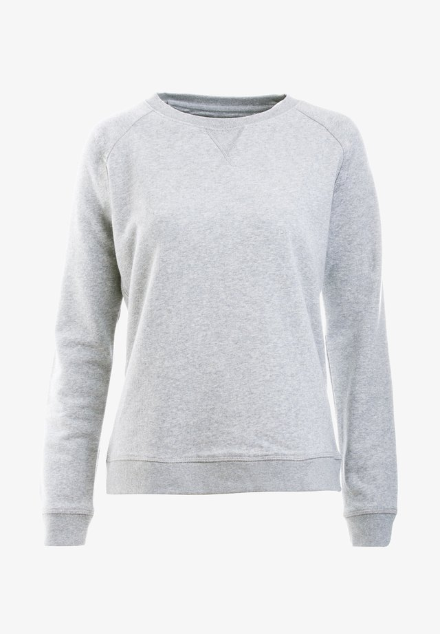 JOSEFA MELIERT - Sweatshirt - heathergrey