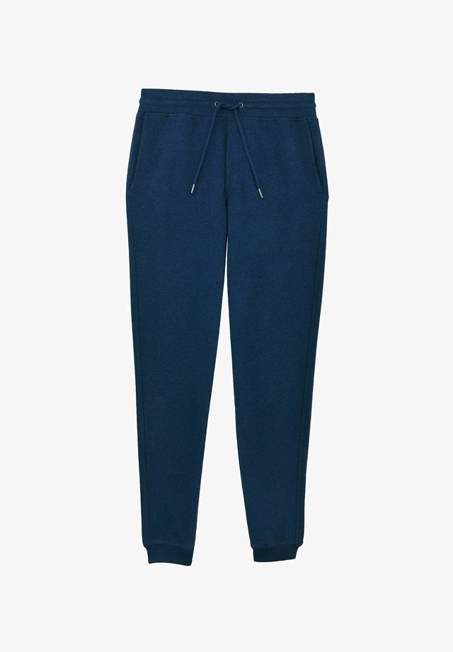 ALFONS - Tracksuit bottoms - french navy