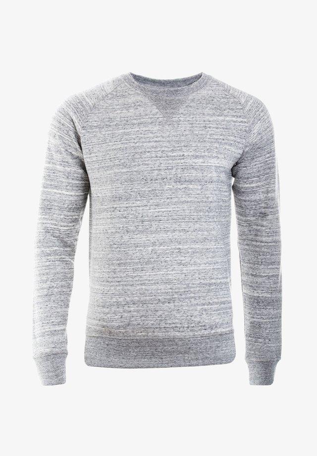 JOSEF MELIERT - Sweatshirt - slubheathergrey