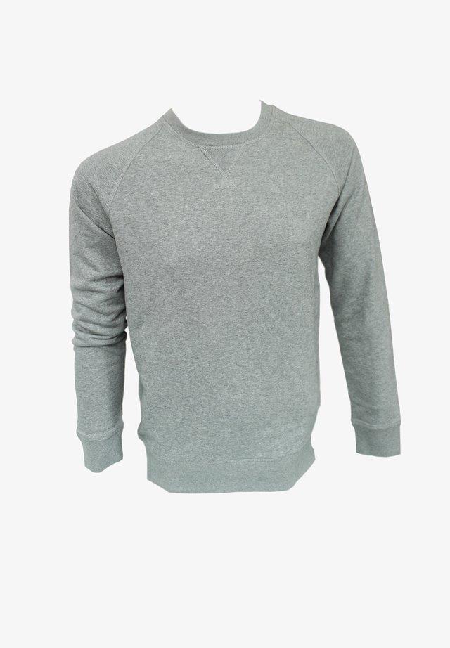 JOSEF MELIERT - Sweatshirt - midheathergrey