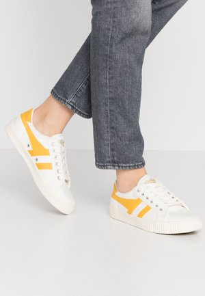 TENNIS MARK COX - Sneakers - offwhite/sun