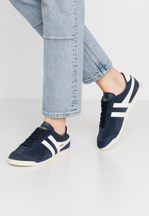 BULLET - Baskets basses - navy/offwhite