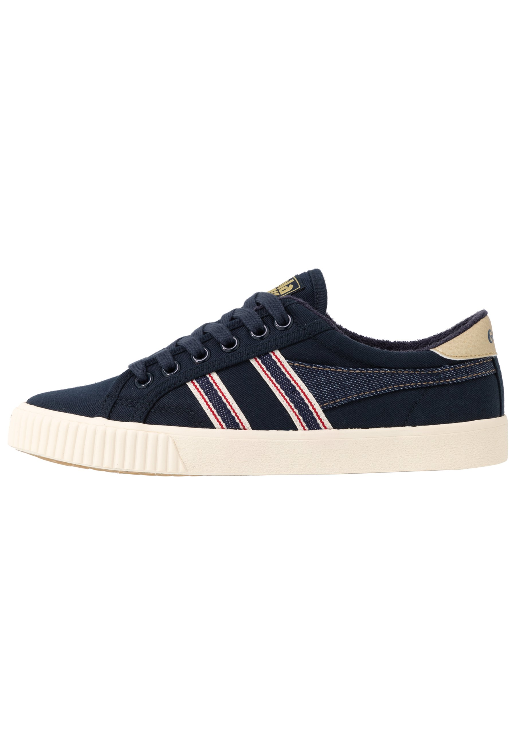 Gola TENNIS MARK COX SELVEDGE - Sneakersy niskie - navy/indigo
