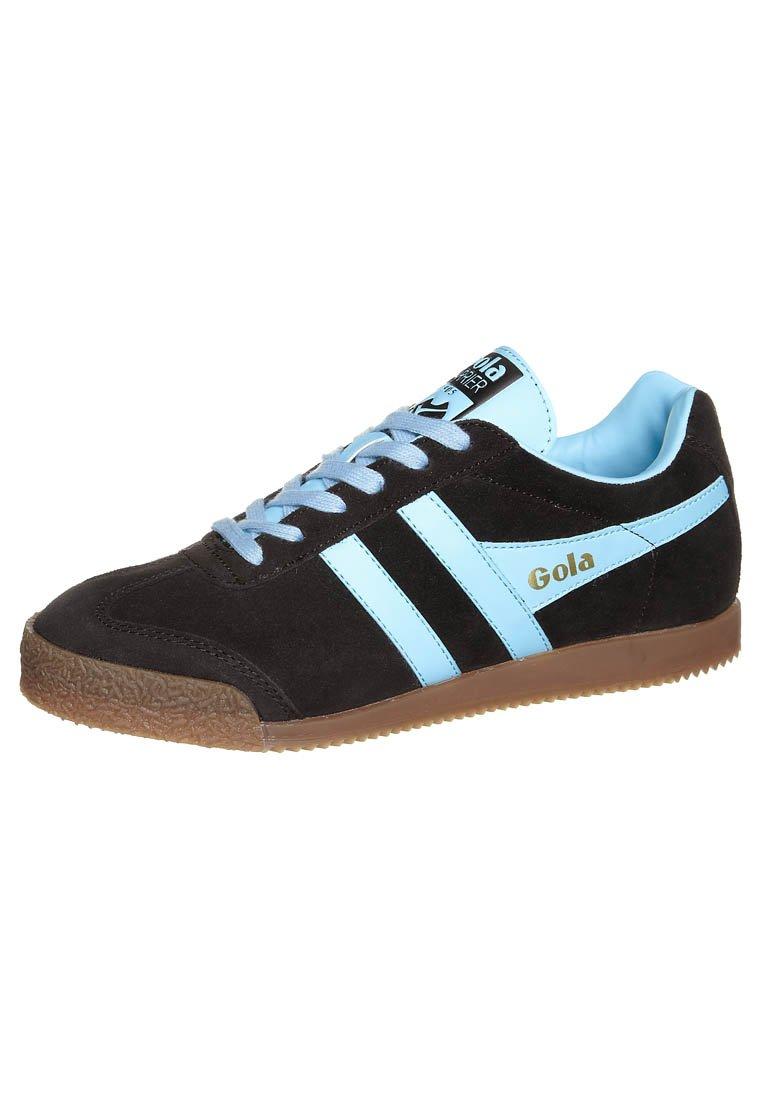 Gola - HARRIER - Sneakers - brown/pale blue