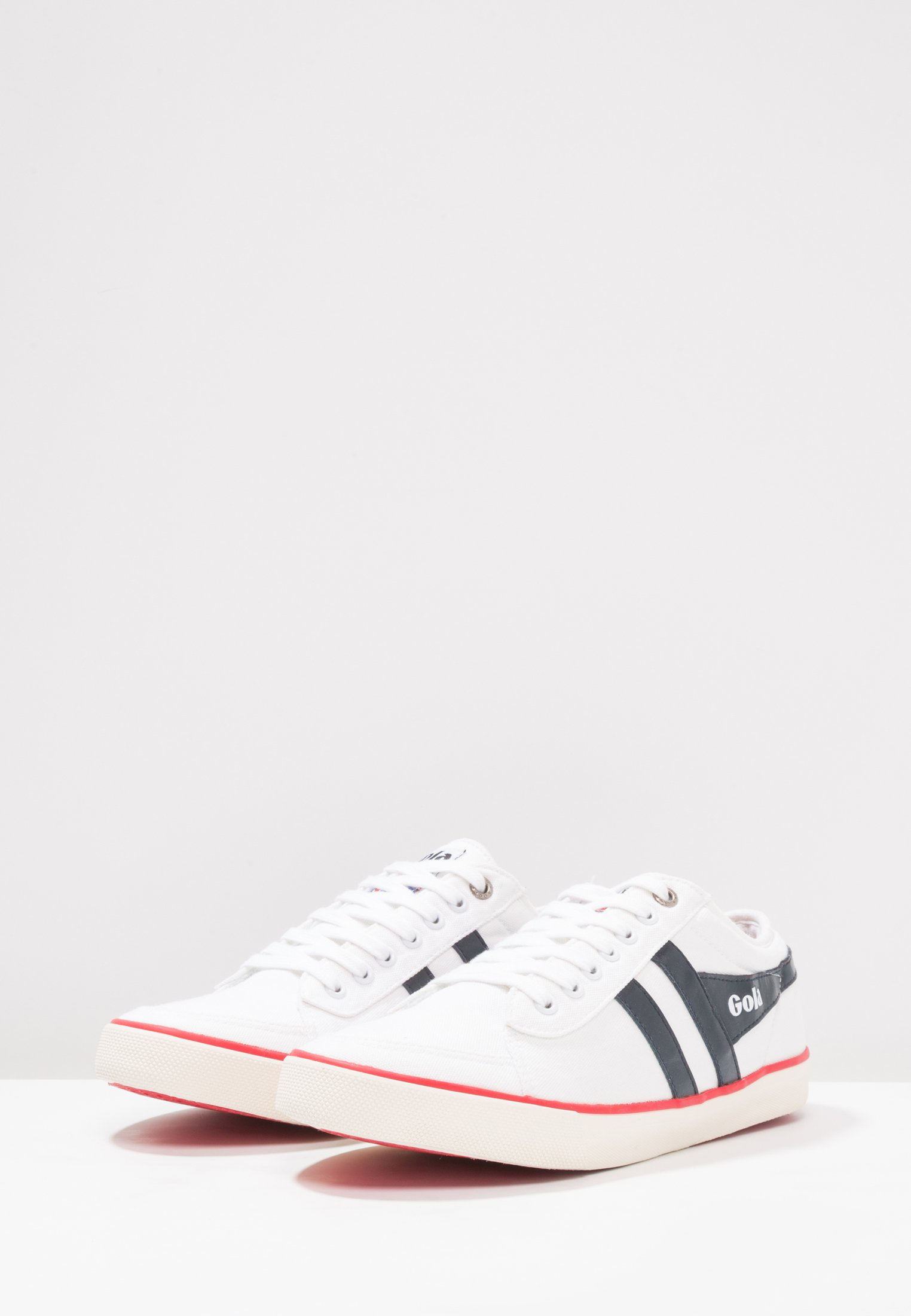 CometBaskets Basses Gola White red navy ywnmvN80O