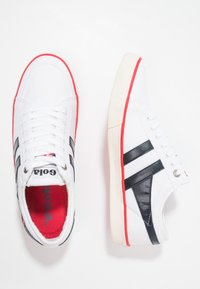 Gola - COMET - Trainers - white/navy/red - 1