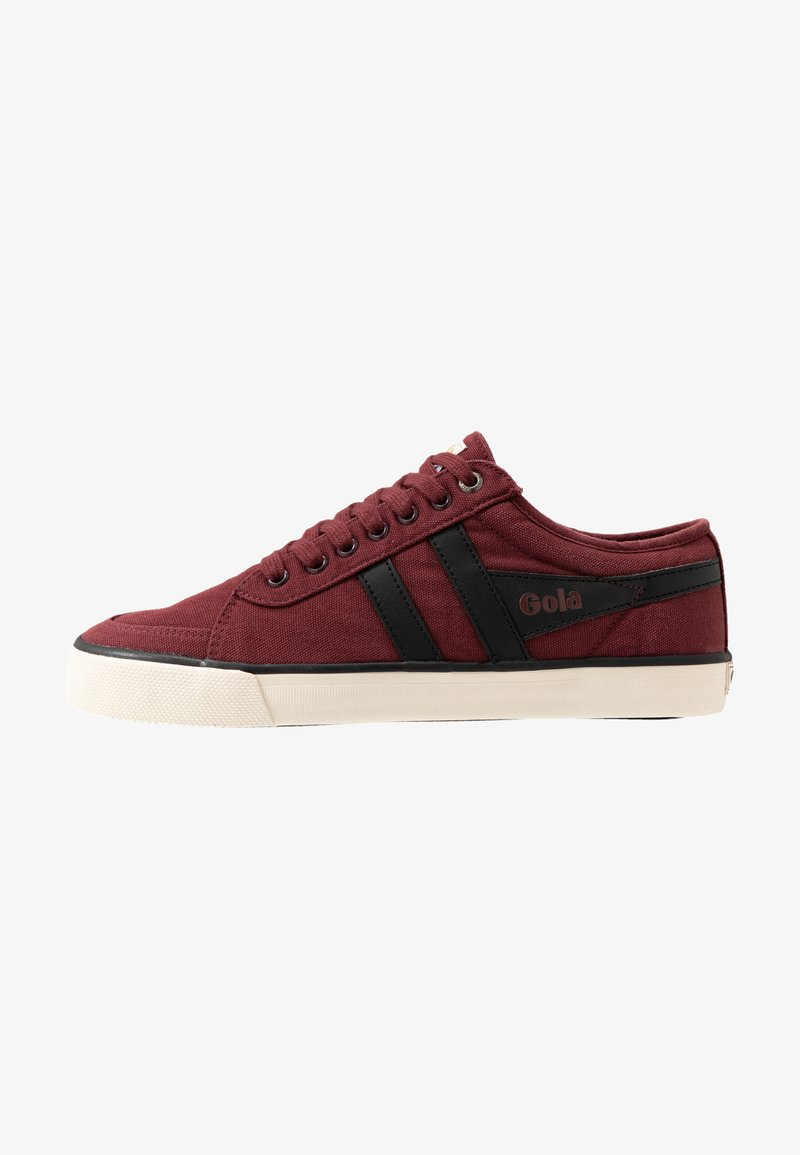 Gola - COMET - Trainers - burgundy/black