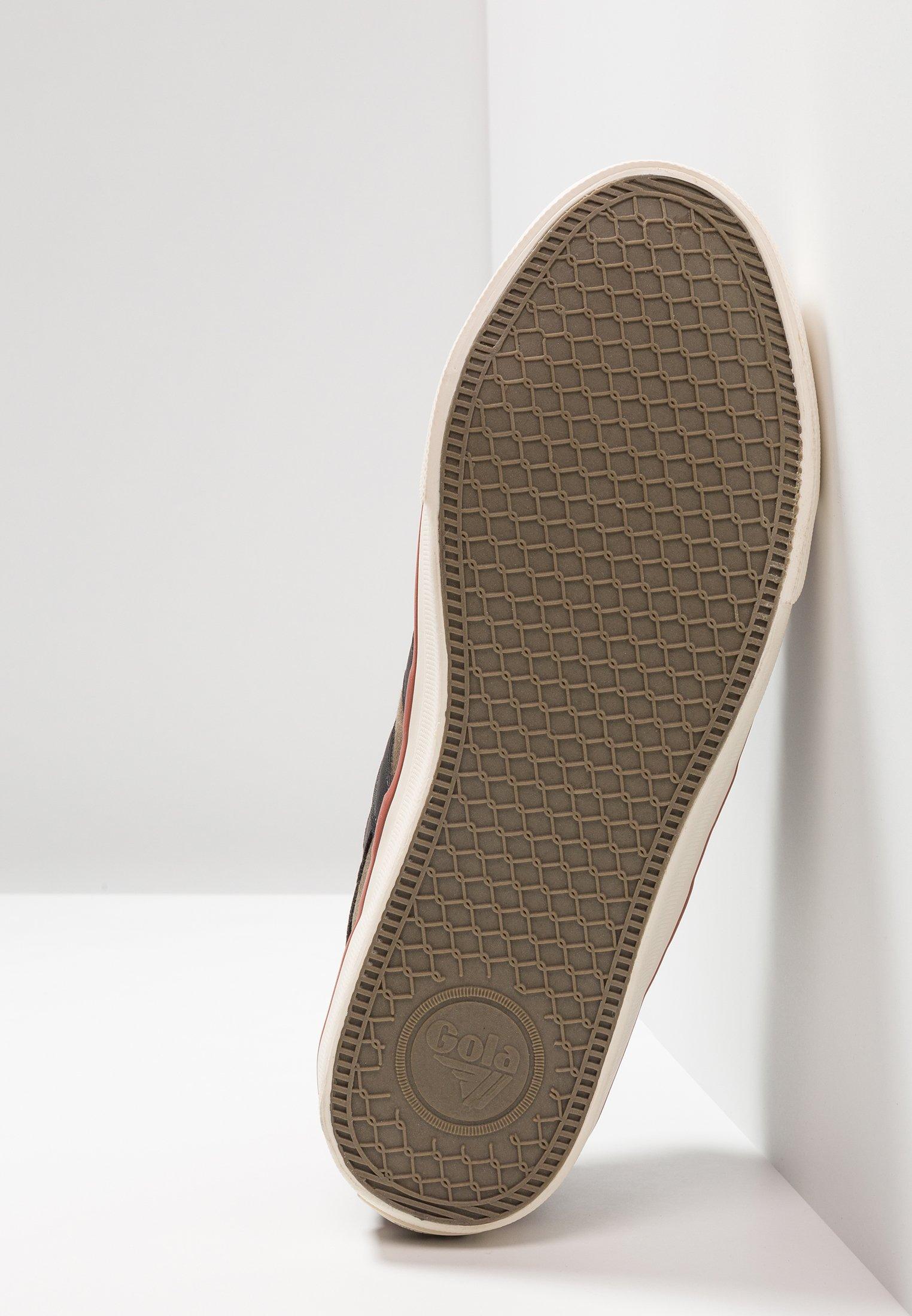 Gola COMET - Baskets basses khaki/black