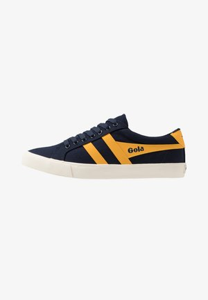 VARSITY VEGAN - Zapatillas - navy/sun