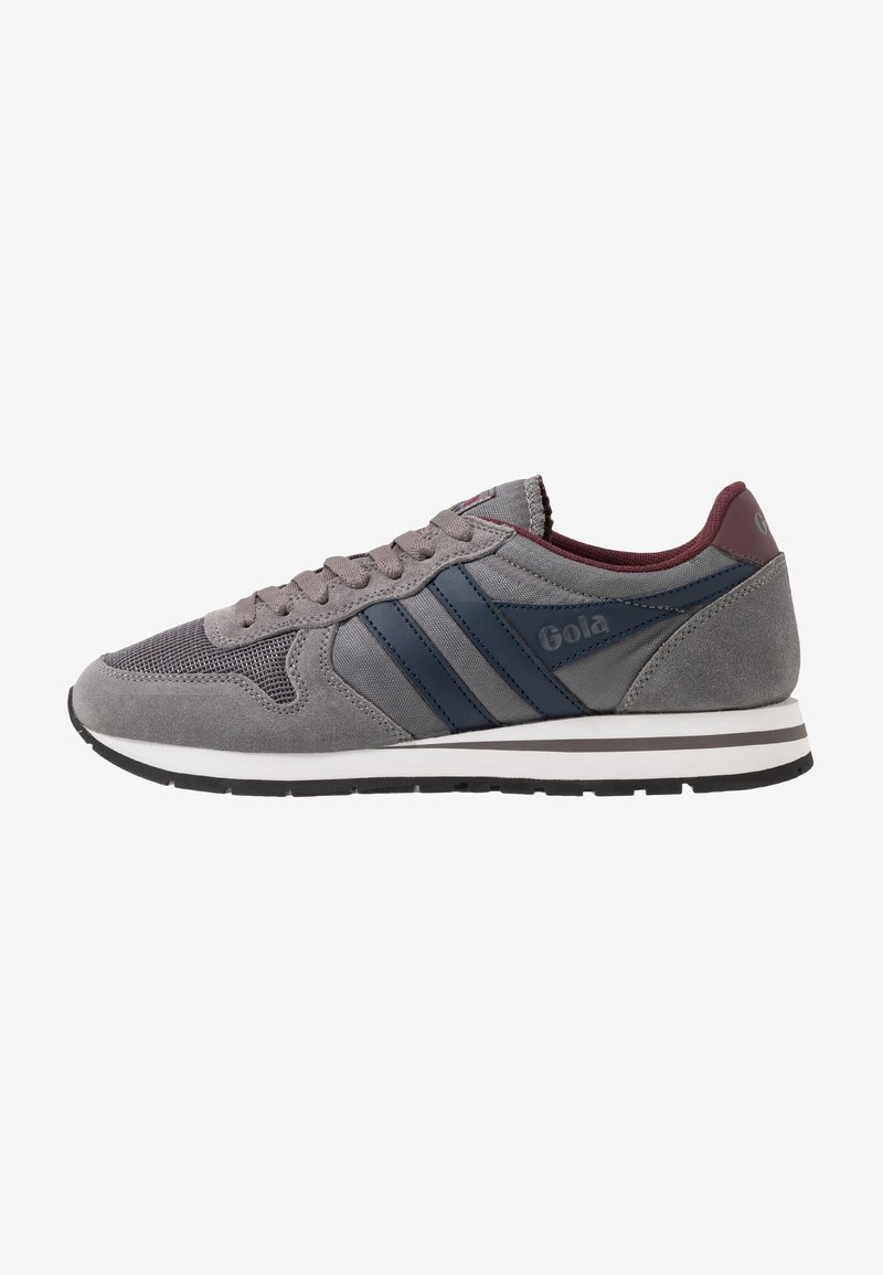 Gola - DAYTONA - Sneakers - ash/navy/burgundy
